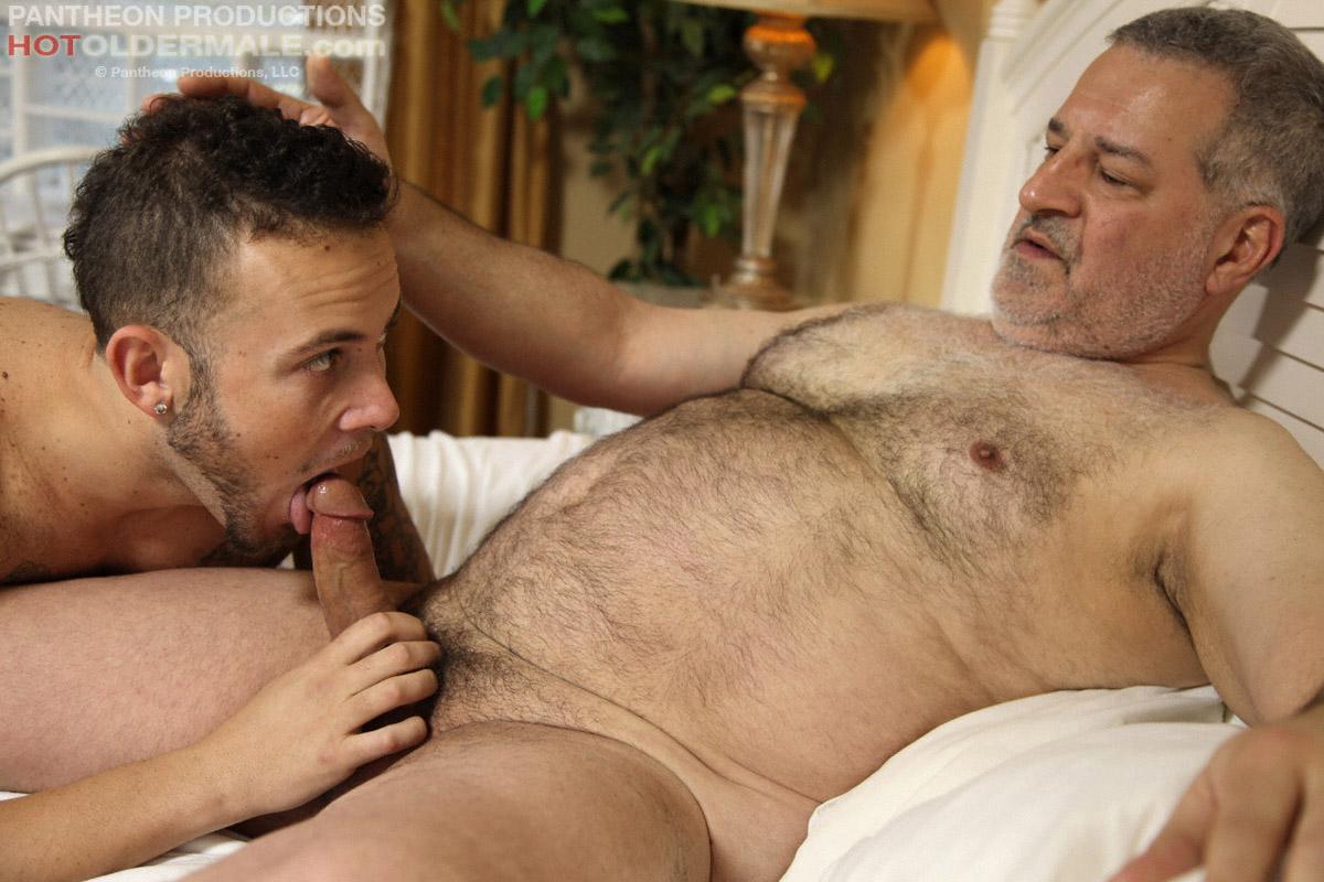 sucking on a big black dick