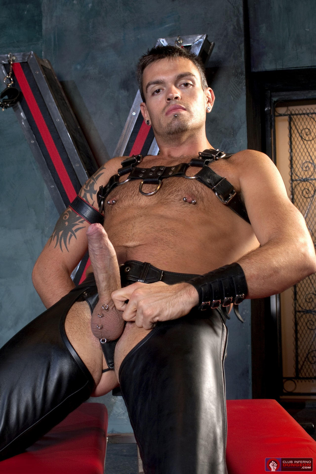 Male Leather Porn Orgys