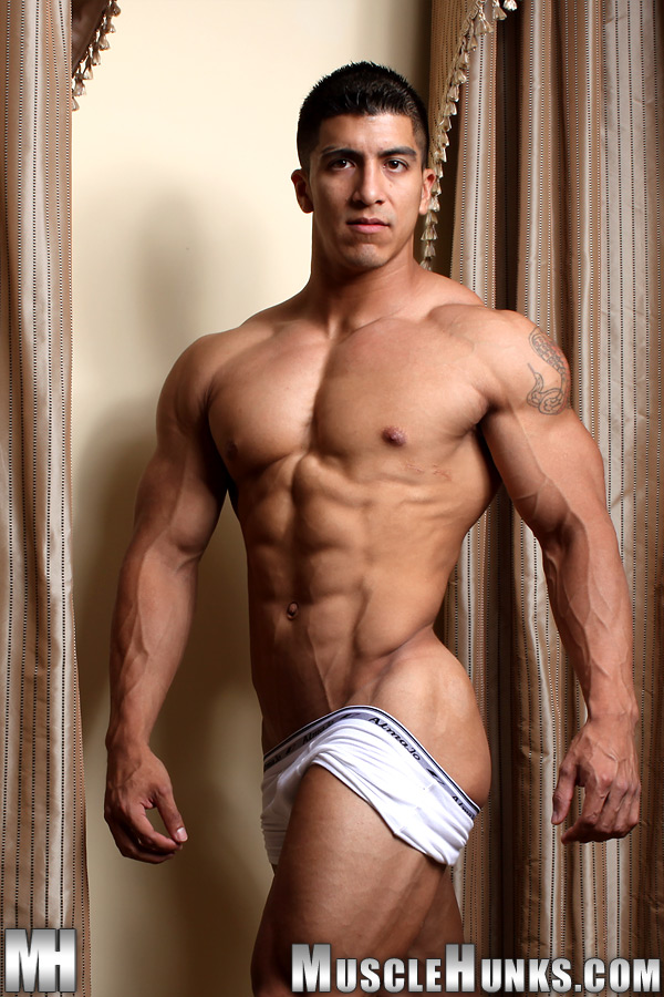 Gay muscle men hunks nude — pic 6